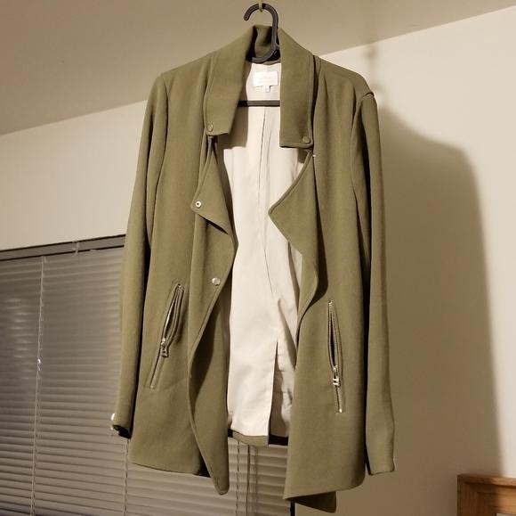 Wilfred Jackets & Blazers - Wilfred crepe mayet jacket